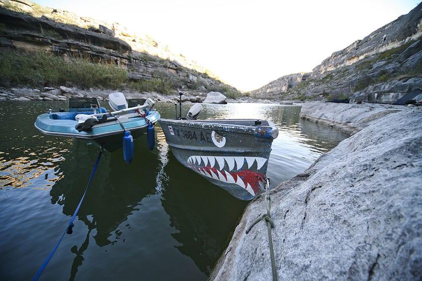 Image gallery lake amistad for Lake amistad fishing