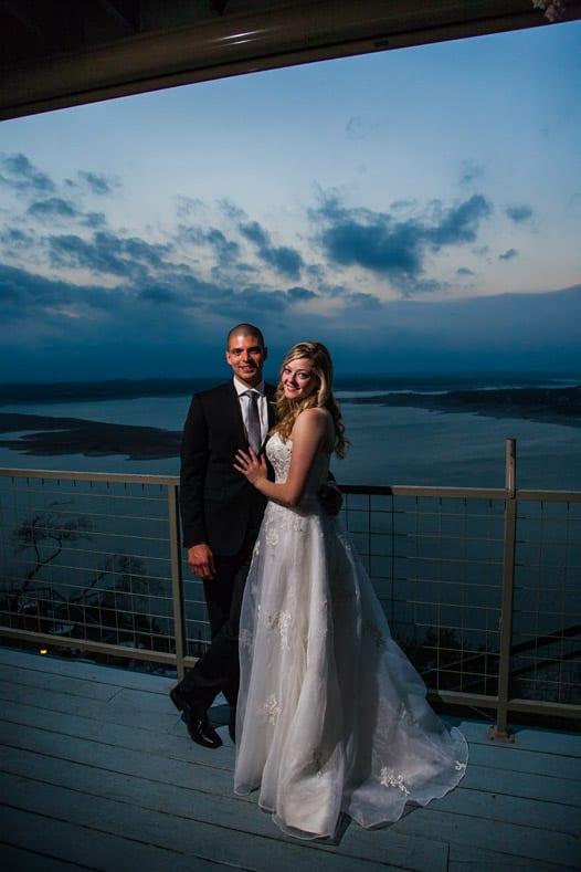 Couple Sunset Oasis on Lake Travis
