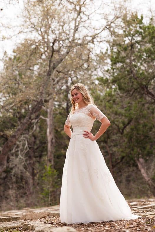 A St. Thomas More Parish Wedding Austin Texas