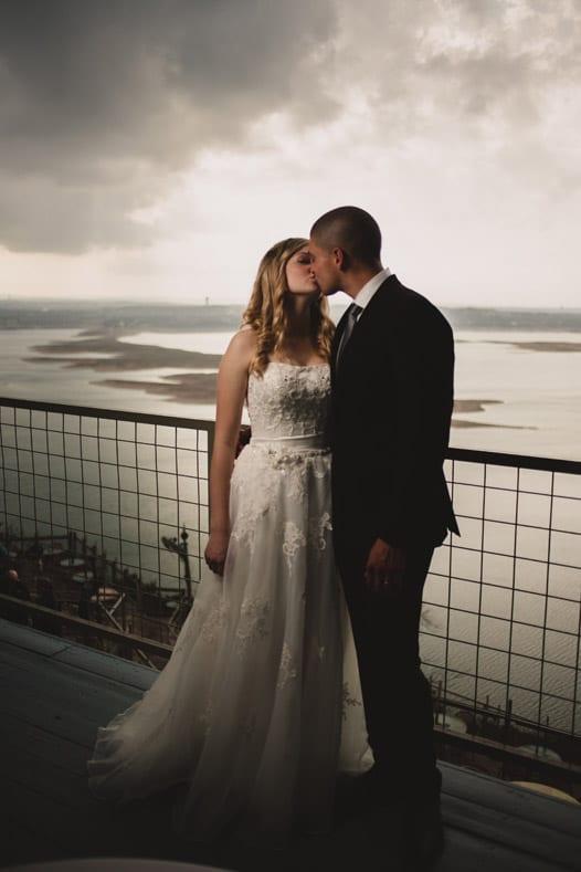 Oasis on Lake Travis Wedding