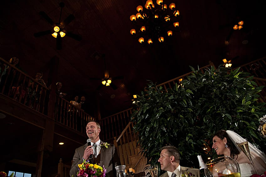A Grande Hall at Hofmann Ranch Wedding