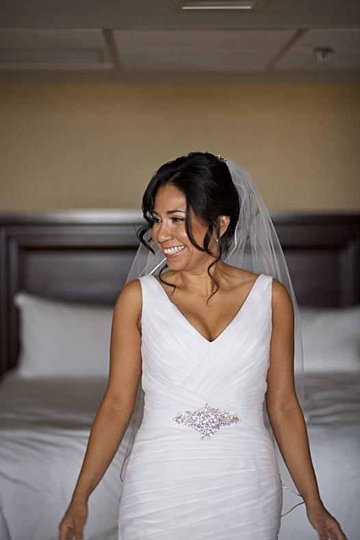 A San Antonio Marriott Riverwalk Wedding