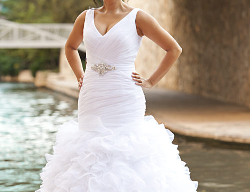 San Antonio Marriott Riverwalk Wedding