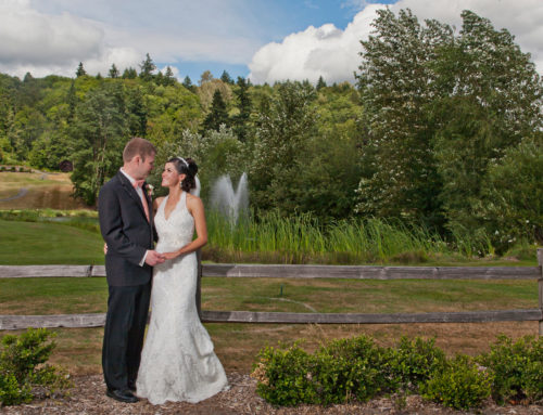 A Renton Maplewood Greens Wedding