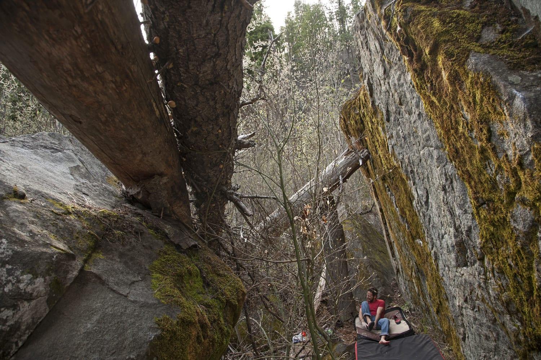 Leavenworth WA Bouldering