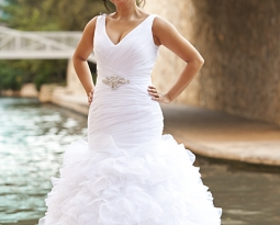 San Antonio Marriott Riverwalk Wedding
